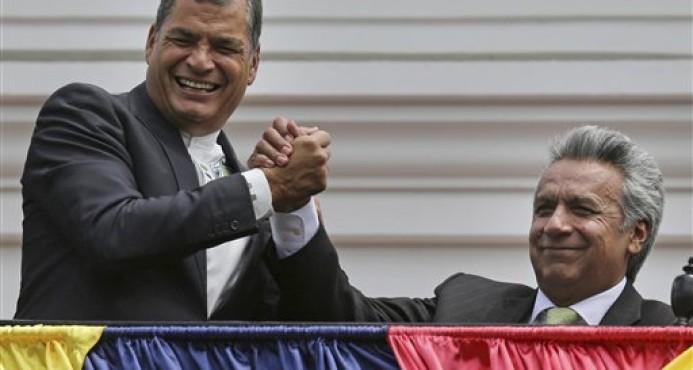 Consejo Electoral confirma que Lenín Moreno gana elecciones en Ecuador
