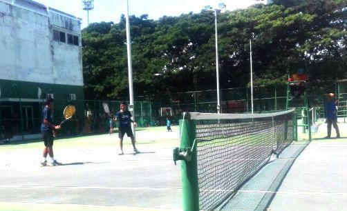 Tim Putri Selayar, Tenis Pra Porda, Kalah Lagi