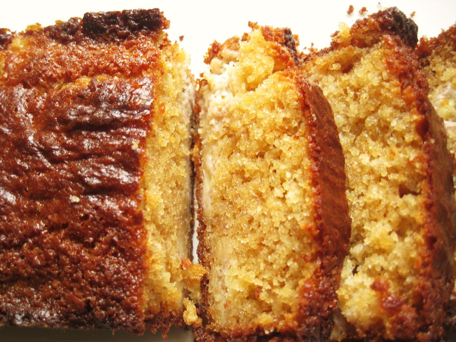 Cake Miel Banane