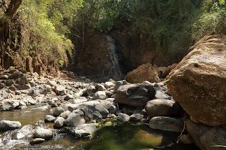 puriscal waterfall