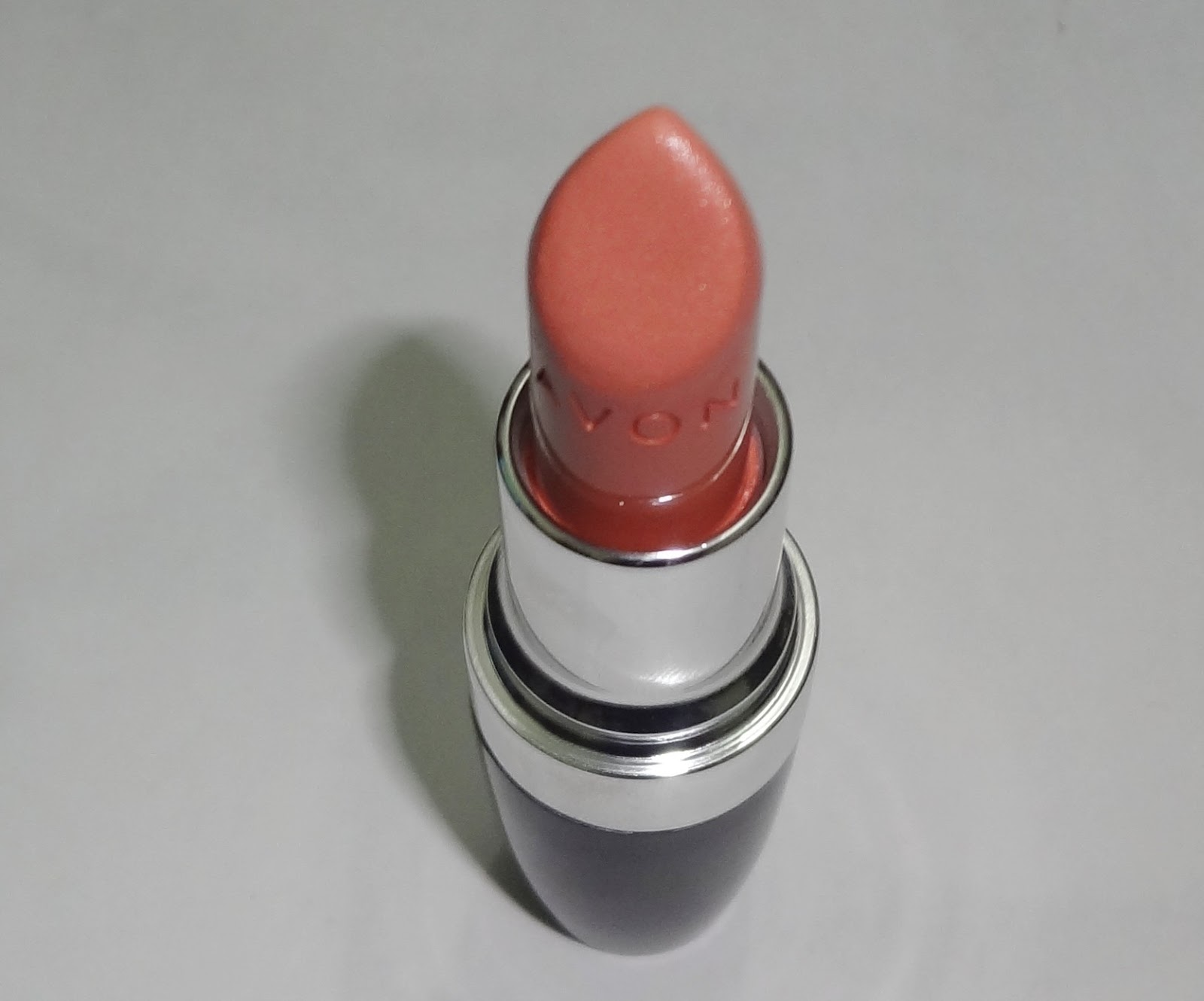 Makeup and daily: Batom Ultra Color Avon - Nude Matte 154