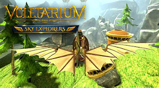 Download Game Voletarium Sky Explorers Apk No Mod Terbaru