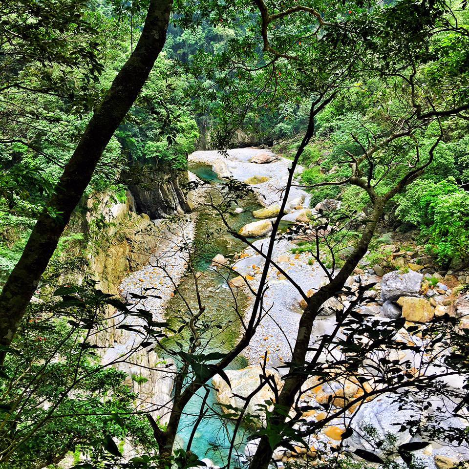 Travel with Crystal- 4 days in Taiwan- Shakadang Trail
