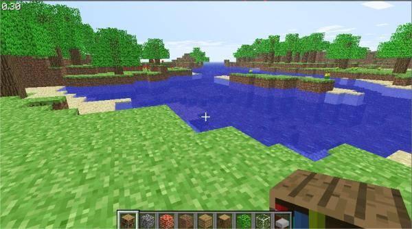 Jogo online gratuito Minecraft