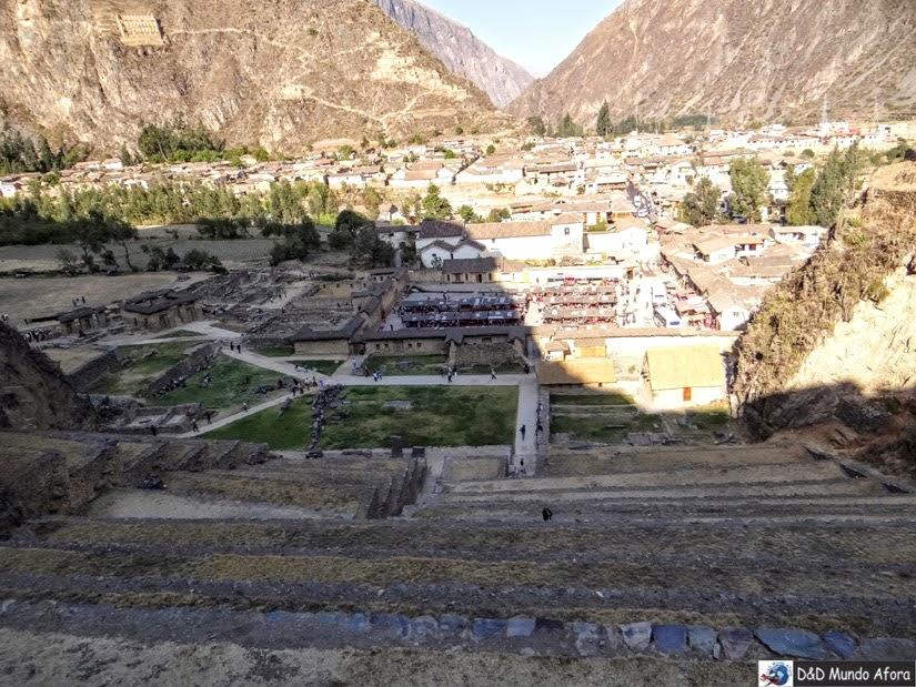 Ollantaytambo - Roteiro - 7 dias no Peru
