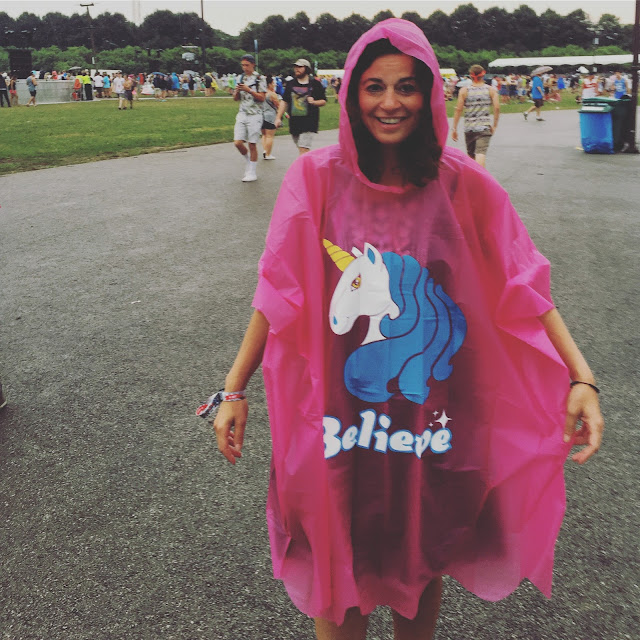 lolla pink poncho unicorn