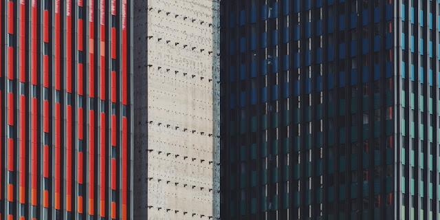 Köln, Texter, Impressionen, Raderberggürtel, Fassade
