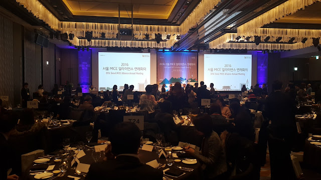 Seoul MICE Alliance Annual Conference - Seoul DMC Etourism