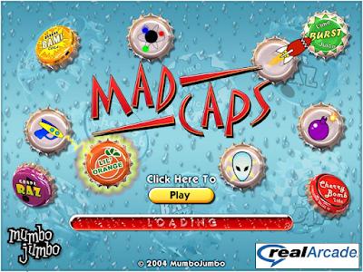 瘋狂瓶蓋(MadCaps),非常特別的休閒益智遊戲!
