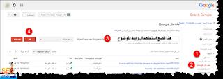 جوجل لايؤرشف موقعى الأسباب والحلول