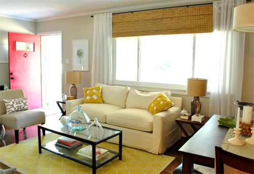 target living room furniture set for small spaces
