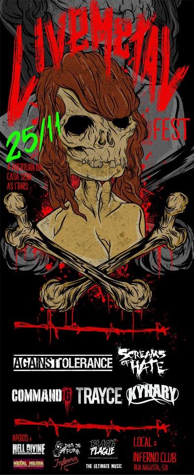 Live Metal Fest 2012
