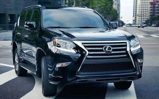 2018 Lexus GX 460 Exterior Design