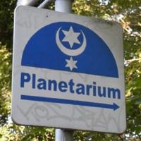 painting a planetarium
