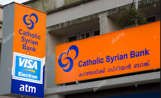 Catholic Syrian Bank (CSB) Sales Executive CASA Notification 2017