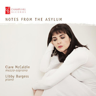 Notes from the Asylum - Clare McCaldin - Champs Hill Records