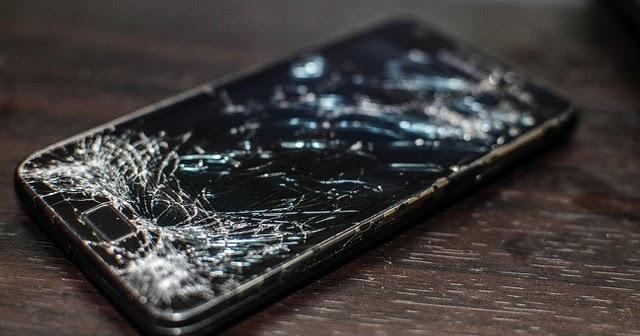 Image result for broken phone