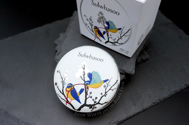 Sulwhasoo Perfecting Cushion Brightening Golden Bird 2017 Limited Edition