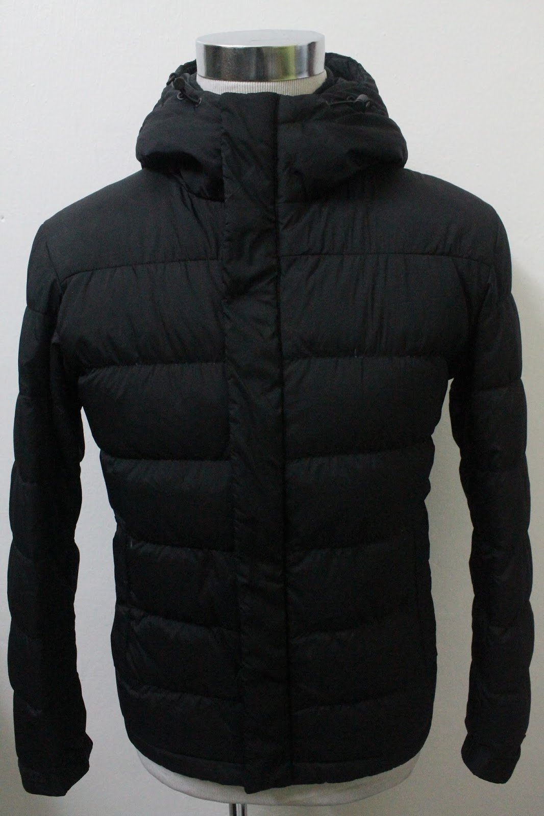 bundlebarangbaek original uniqlo winter hoodie jacket for. Black Bedroom Furniture Sets. Home Design Ideas
