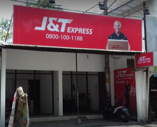 Alamat agen J&T di Sukoharjo, Jawa Tengah.