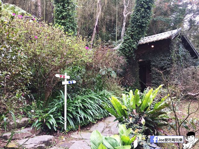 IMG 2504 - 【新竹旅遊】六號花園 景觀餐廳 | 隱藏在新竹尖石鄉的森林秘境,在歐風建築裡的別墅享受芬多精下午茶~