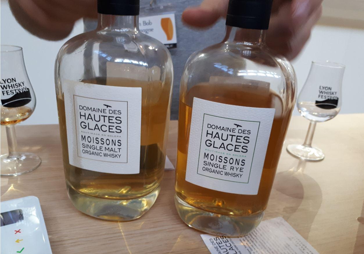 Whisky français - Domaines des Hautes Glaces