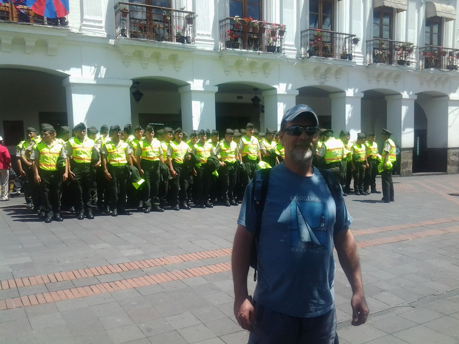 Quito  | Helen And John 2011-2012
