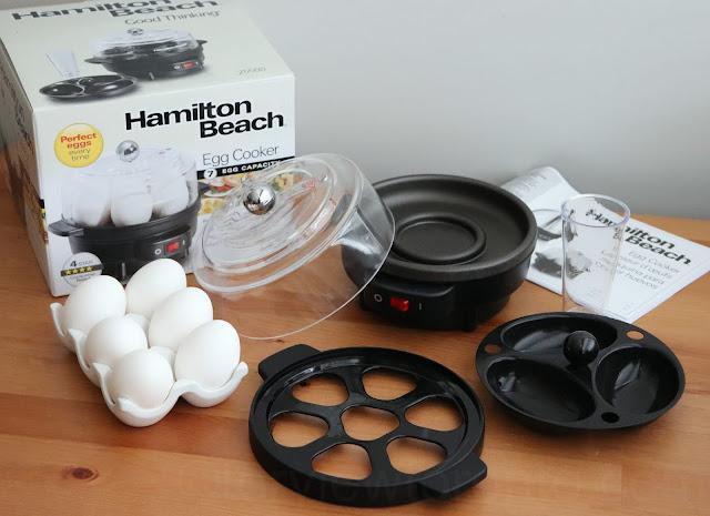 hamilton beach egg cooker