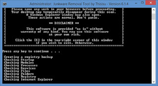 Junkware Removal Tool 8.0.9 Portable FREE Download
