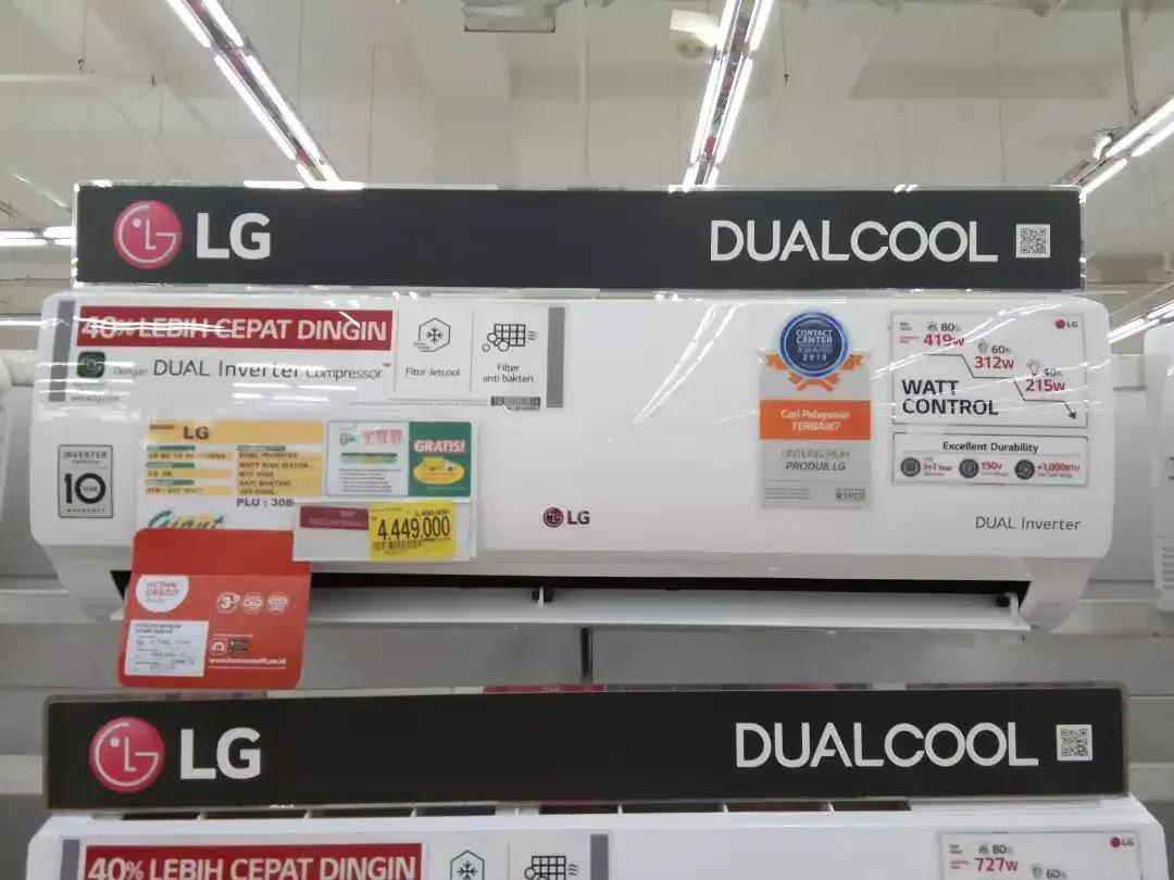 Air Conditioner (AC) LG