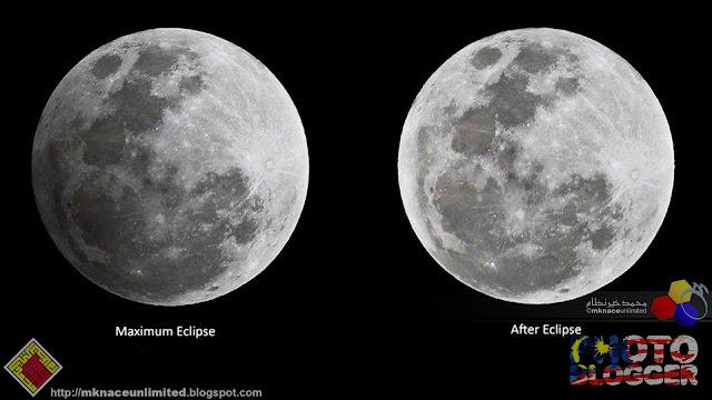 Gerhana Bulan Penumbra Pada Malam 23 Mac - Angkasa