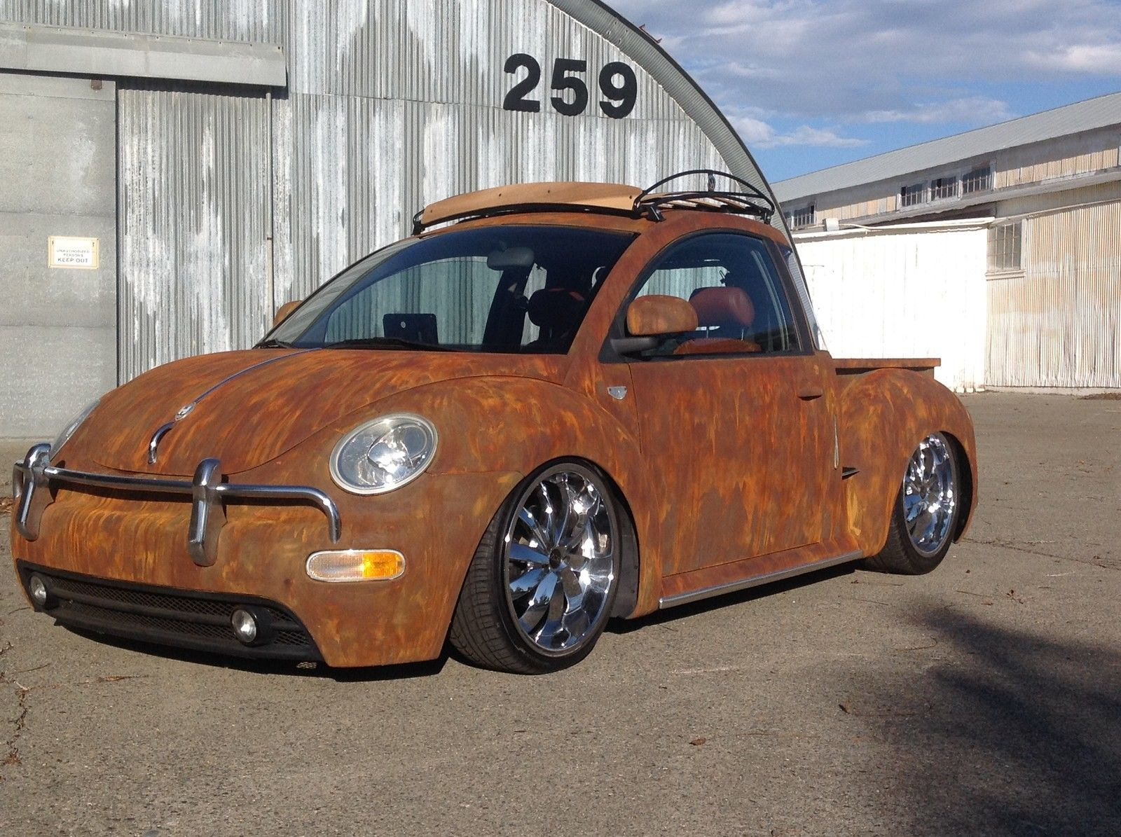 Lastcarnews Is This One Of The Coolest Vw New Beetles