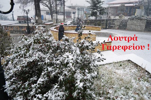 Αποτέλεσμα εικόνας για χιονια στην αλμωπια