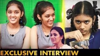 Actress Niyathi Interview|Devadarshini Daughter