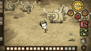 -GAME-Don't Starve: Pocket Edition