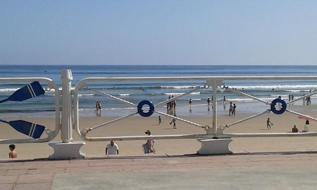 Ribadesella Playa Santa Marina