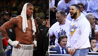 Anthony Joshua Defeated By Andy Ruiz Jr Blames Drake For Lost