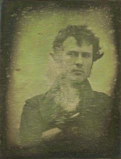Robert Cornelius. Primer retrato de la historia