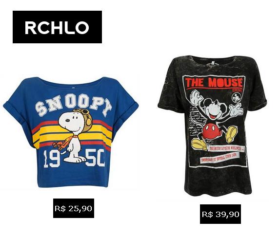 Camisetas Riachuelo
