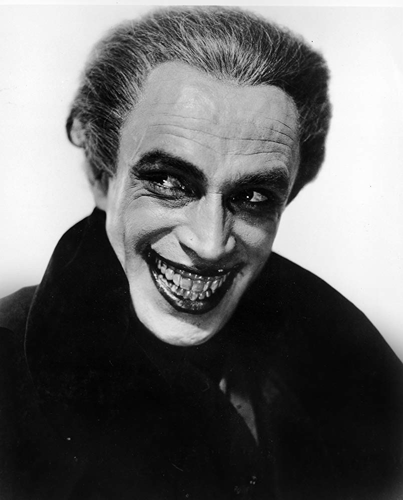 A Man Apart Blu Ray Upc: New On Blu-ray: THE MAN WHO LAUGHS (1928)