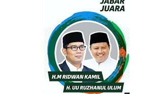 Pelantikan Gubernur Jawa Barat Maju Jadi 5 September 2018