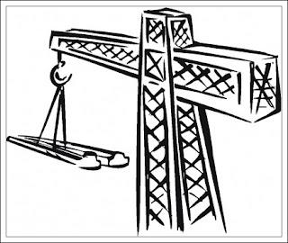 Ausmalbilder Baustelle zum Ausdrucken