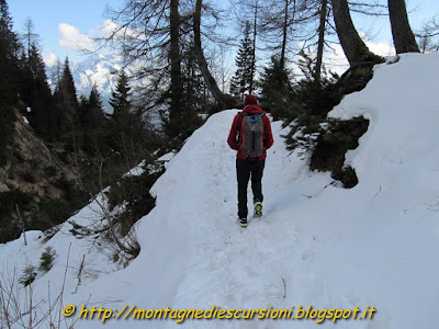 rifugio scarpa dolomiti agordine ancora tanta neve