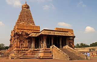 Great Living Chola Temple