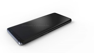 new Samsung Galaxy s9 renders 4