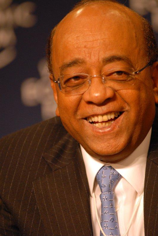 I Was Here Mo Ibrahim