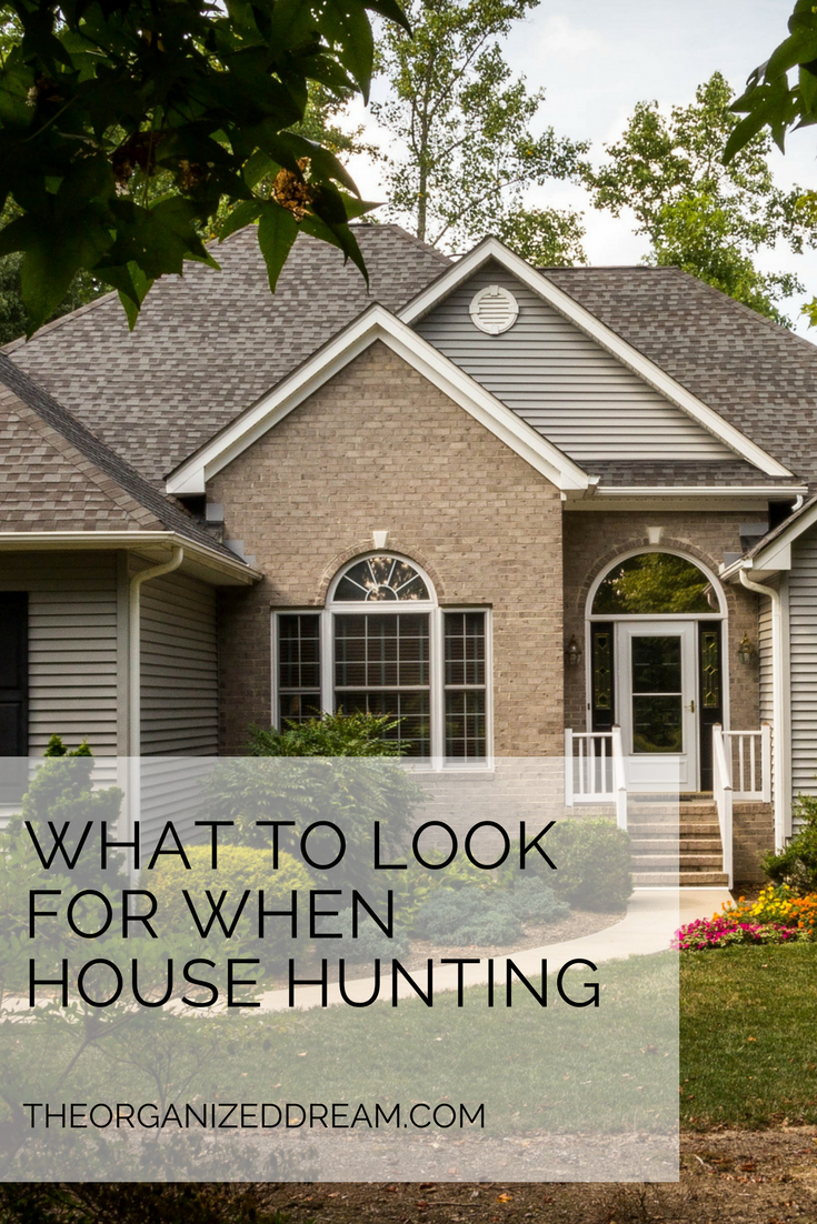 Before Signing Up With Realtors And Falling In Love With The Very First  Place You See, Below Are Some Important Things To Keep In Mind When House  Hunting.