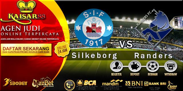 Prediksi Bola Jitu Silkeborg vs Randers 2 Februari 2018