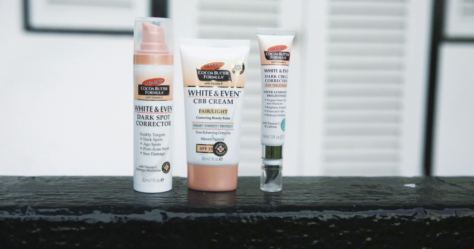Palmer's White & Even Skincare for Pigmentation Issues