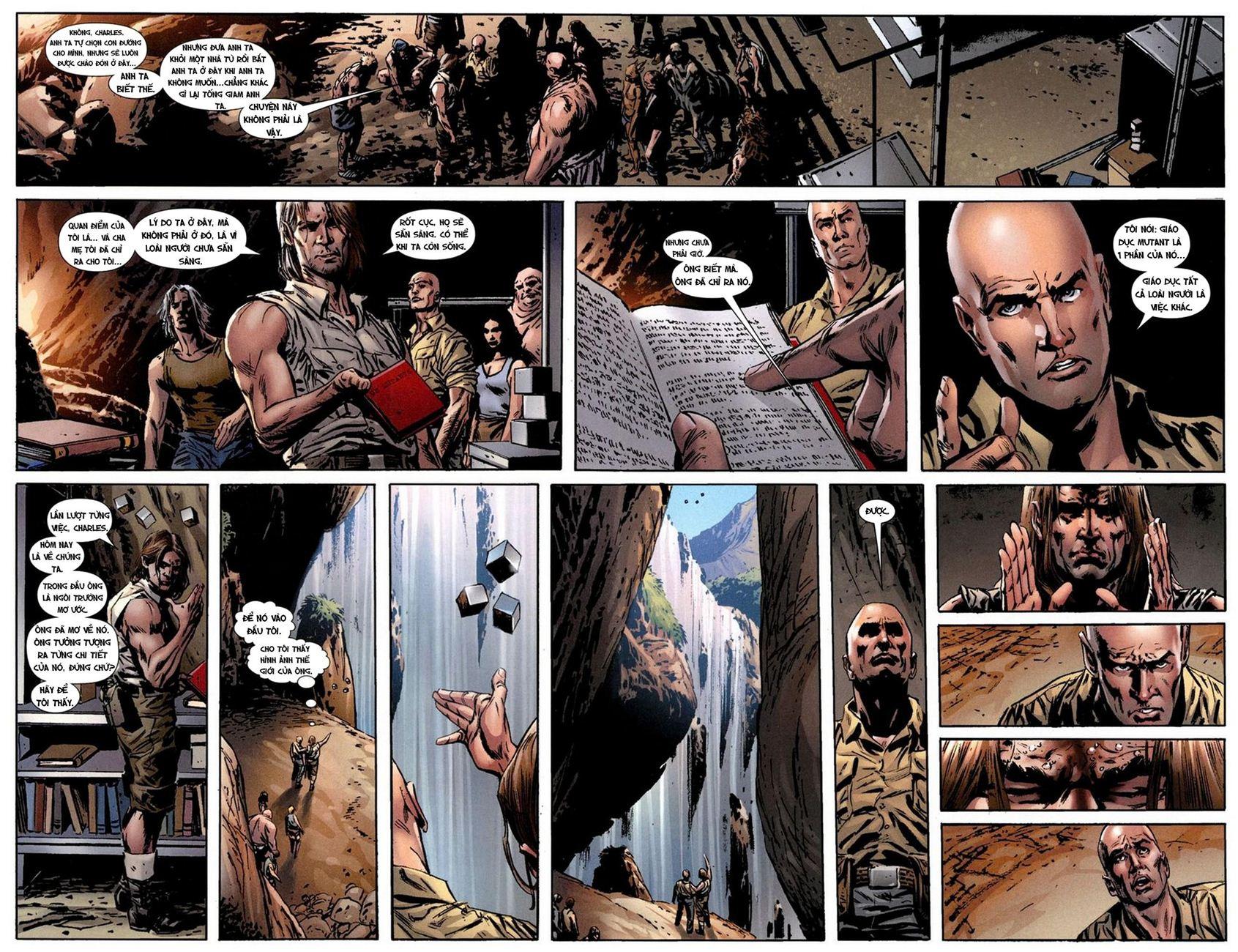 Ultimate Origin chap 3 trang 19